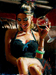 Fabian Perez Limited Edition Giclee on Canvas Tess X