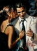 Fabian Perez Limited Edition Giclee on Canvas The Proposal Second State