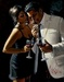Fabian Perez Limited Edition Giclee on Canvas The Proposal IV