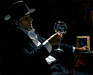 Fabian Perez Limited Edition Giclee on Canvas Tinto II