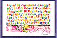 Tom Everhart Limited Edition Lithograph Tweet Tweet