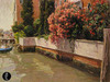 20% Off These Select Items Limited Edition Giclee on Canvas Venice Canals