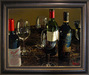 Arvid Wine Art Limited Edition Giclee on Canvas Well Travelled (SN)